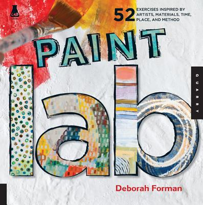 Paint Lab By Forman, Deborah